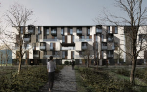 Brunico social housing